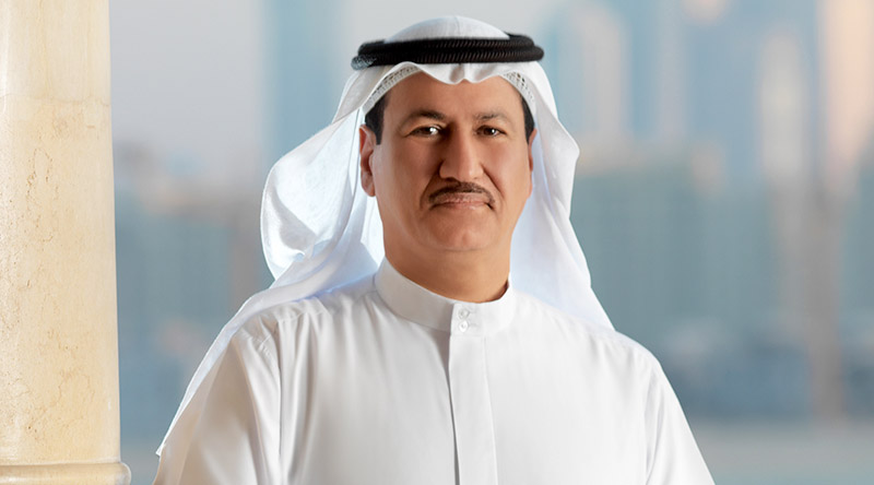 Gulf Business Industry Award received for 'Real Estate CEO of the Year'