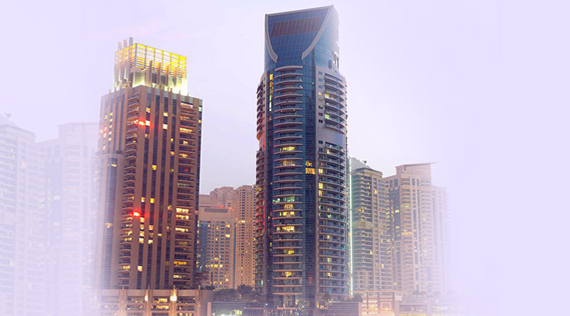 First tower property in the UAE delivered at Dubai Marina