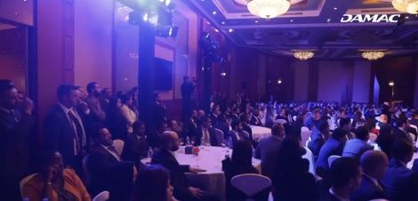 حسين سجواني - حفل فريق المبيعات