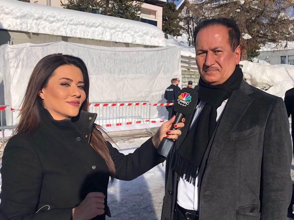 """حسين سجواني - في مقابلة حصرية مع قناة """"سي ان بي سي العربية"""