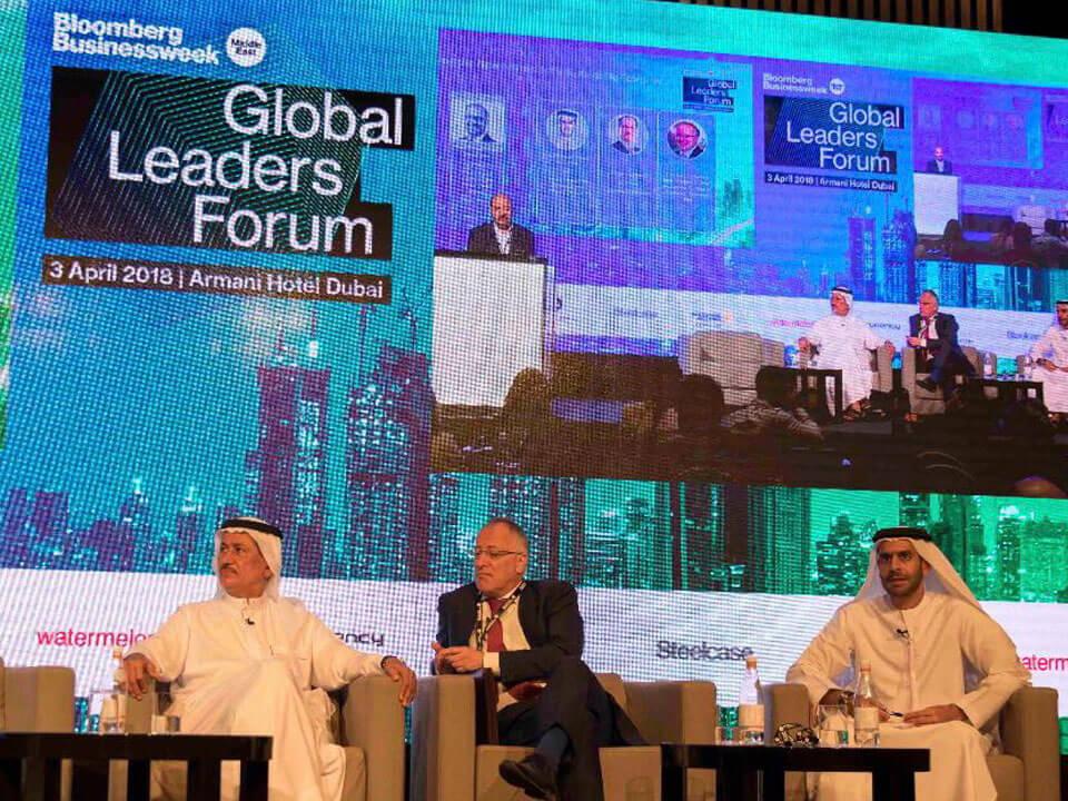حسين سجواني - كان من دواعي سروري اليوم المشاركة في حلقة النقاش الافتتاحية لمنتدى بلومبرغ بيزنس ويكس للقادة العالميين حول تطوير نماذج مستدامة للنمو الاقتصادي في المنطقة