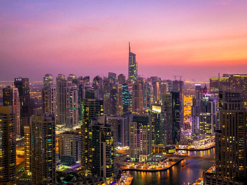 حسين سجواني - تقدم دبي لتحتل المرتبة 14 بين 30 مدينة عالمية في مؤشر دبي للابتكار