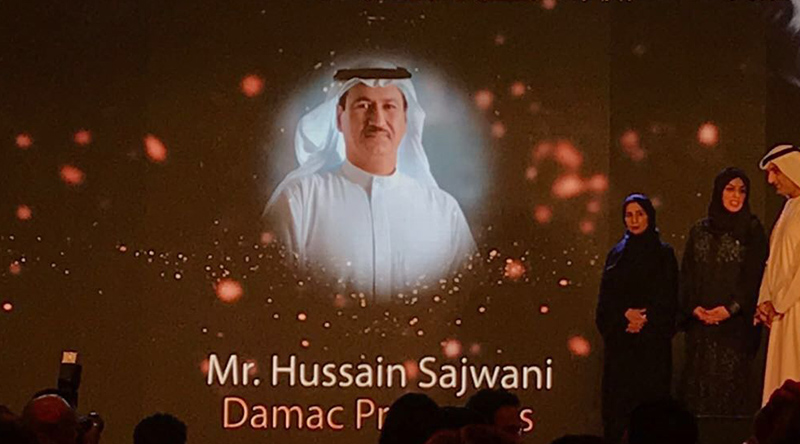 Recognised by the Dubai Land Department, with Real Estate Tycoon Award