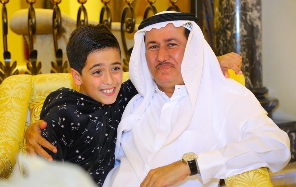 حسين سجواني - أصغر أبنائي... مهدي