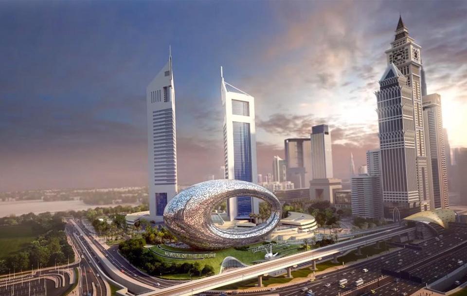 Hussain Sajwani - The UAE is a digital friendly country