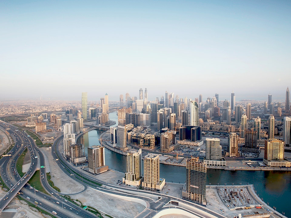 Urban regeneration: reshaping Dubai's social fabric