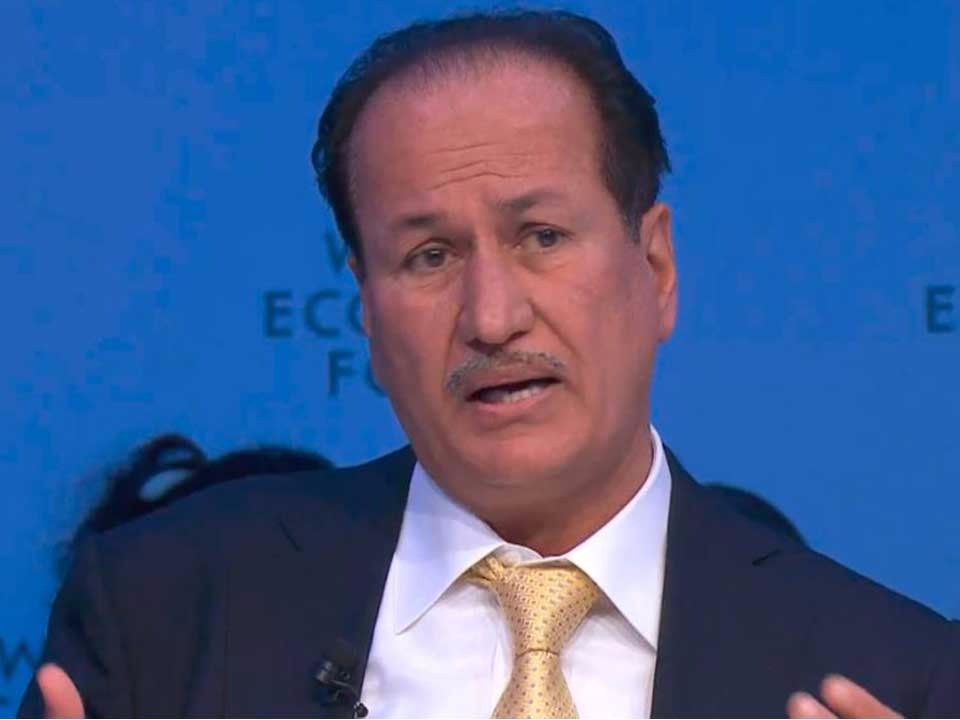 "Excerpt 1 from Panel Discussion - ""The Return of Arab Unrest"" at the World Economic Forum, Davos"