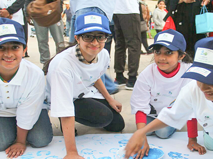 On the occasion of Zayed's Day for Humanitarian Action, The Hussain Sajwani – DAMAC Foundation supported the Al-Tariq Rehabilitation and Autism Centre.